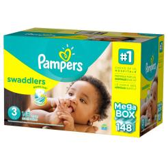 size 3 pampers