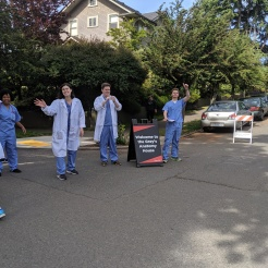 Grey's Anatomy house!